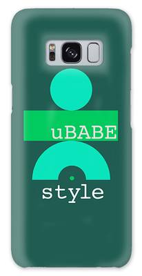 Cool Green Style Galaxy Case