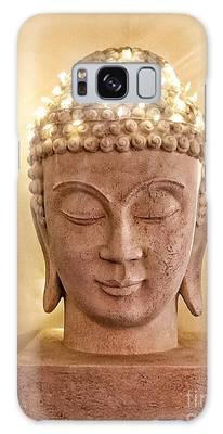 Dawn Buddha  Galaxy Case
