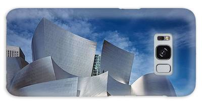 Gehry Paintings Galaxy Cases
