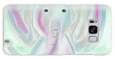 Elephant Love Galaxy Case