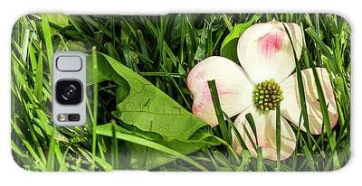 Every Dogwood Has Its Day Galaxy Case