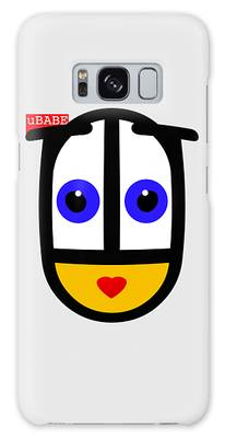 Famous Female Face Galaxy Case