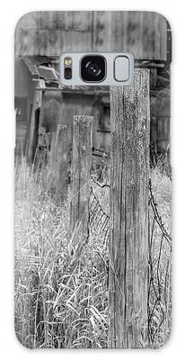 Fence Post Galaxy Case