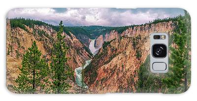 Grand Canyon Of The Yellowstone Galaxy Case