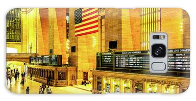 Grand Central Station Galaxy Case