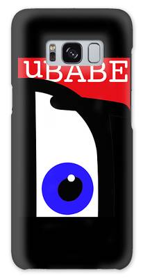 I See Ubabe Galaxy Case