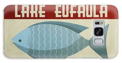 Designs Similar to Lake Eufaula Oklahoma Blue Fish