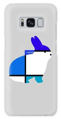 Lapin Agile Blue Galaxy Case