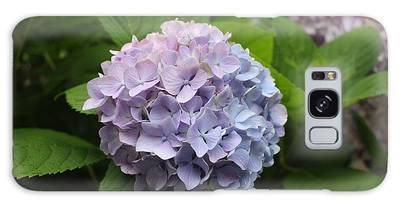 Lavender Hydrangea, Cape May Galaxy Case