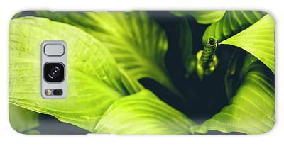 Leafy Greens Galaxy Case