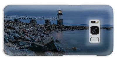 Marshall Point Just Before Dawn Galaxy Case