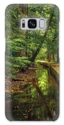 Millrace By John Cable Galaxy Case