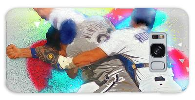 Nolan Ryan, Robin Ventura Brawl Galaxy Case