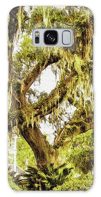 Old Mossy Oaks Galaxy Case