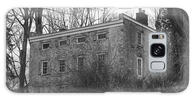Old Stone House - Waterloo Village Galaxy Case