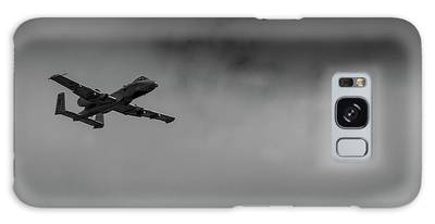 Out Of The Clouds - A-10c Thunderbolt Galaxy Case
