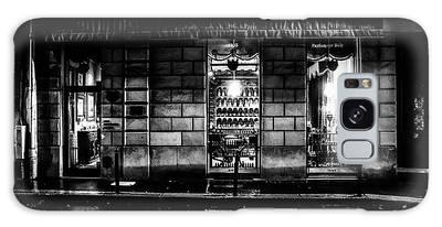 Paris At Night - Rue Bonaparte 2 Galaxy Case