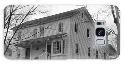 Pastors House - Waterloo Village Galaxy Case