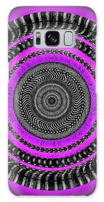 Pink Eye Galaxy Case by Visual Artist Frank Bonilla