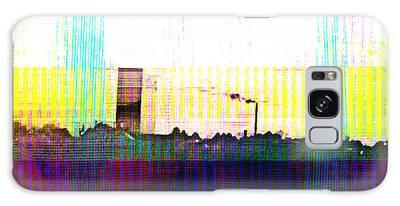 Galaxy Case featuring the digital art Progress by Bee-Bee Deigner