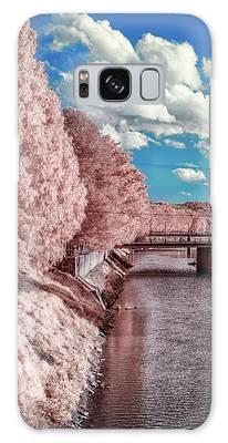 River Walk Galaxy Case
