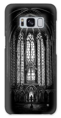 Sainte-chapelle Galaxy Case
