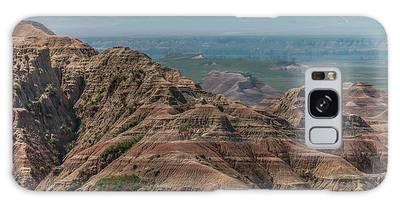 South Dakota Badlands Galaxy Case