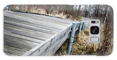 Spring Boardwalk Galaxy Case