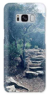 Steps To Enlightenment  Galaxy Case
