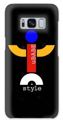 Style Black Galaxy Case