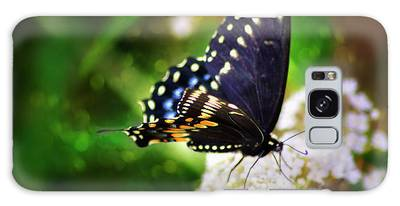 Swallowtail Butterfly Galaxy Case