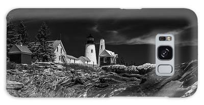 Timeless Maine Galaxy Case