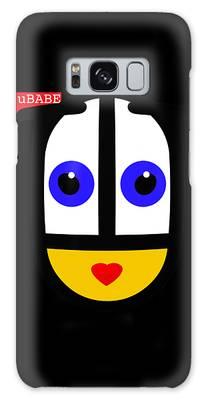 uBABE Black Galaxy Case