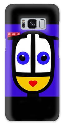 Ubabe Blue Galaxy Case