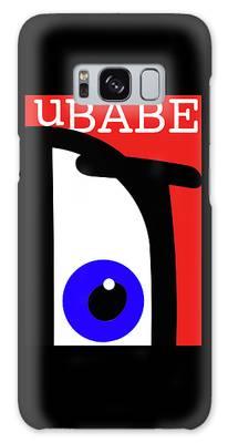 Ubabe French Galaxy Case