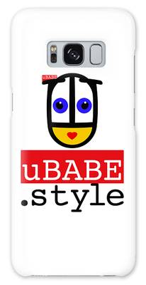 Ubabe T Shirt Galaxy Case