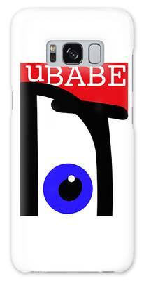 uBABE Galaxy Case