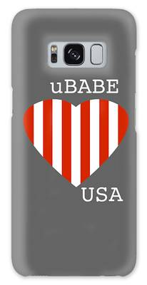 uBABE USA Galaxy Case