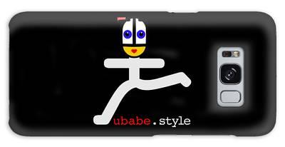 Ubae Style Runner Galaxy Case