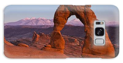 Designs Similar to Utahs Delicate Arch At Dusk