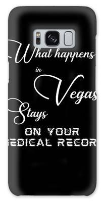 What Happens In Vegas Stays In Vegas Digital Art Galaxy Cases