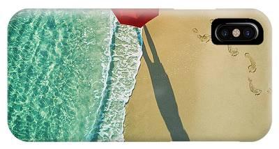 Beach Umbrella Phone Cases
