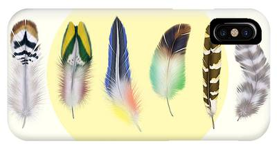 Feathers Phone Cases