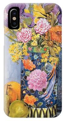 Pear Blossoms Phone Cases