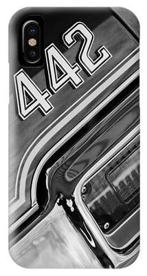 Oldsmobile 442 Phone Cases