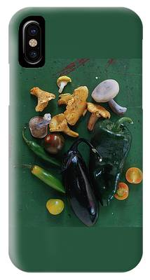 A Pile Of Vegetables IPhone Case