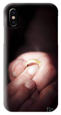 Promise Ring Phone Cases