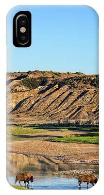 North Dakota Badlands Phone Cases