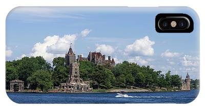 Boldt Castle Phone Cases