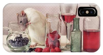 Rodent Phone Cases
